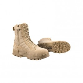 BOTA SWAT TAN CON CR