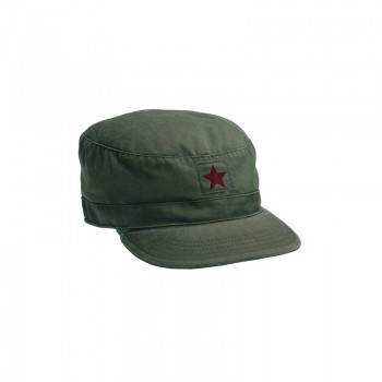 GORRA COLOR OLIVE DR