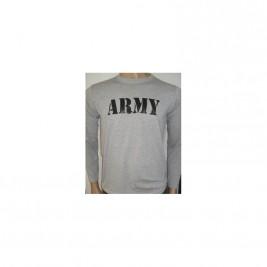 CAMISETA GRIS ARMY N