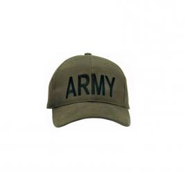GORRA ARMY VERDE SPO