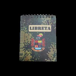 LIBRETICA PIXELADA E