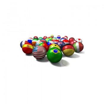 BALON FOOTBALL LOGOS DE E