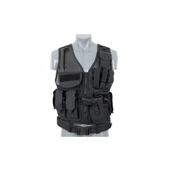 CHALECO TACTICO AIRSOFT N